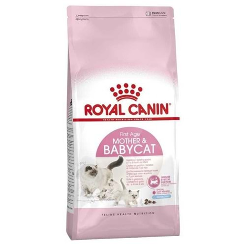 Royal Canin Mother and Baby Cat Anne ve Yavru Kedi Maması 400 Gr.