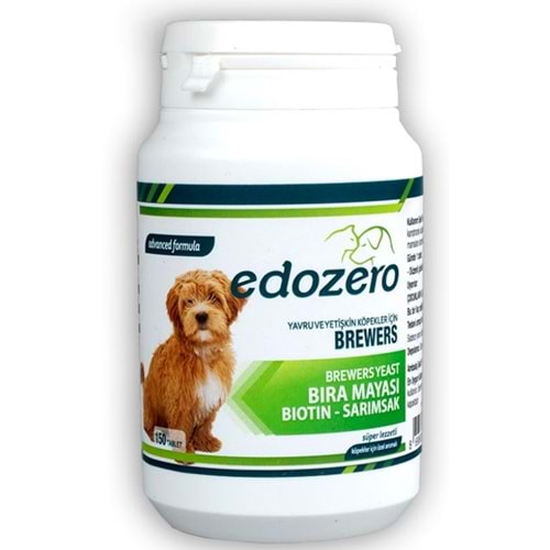 Edozero Brewers Köpek 150 Tablet 75 Gr.